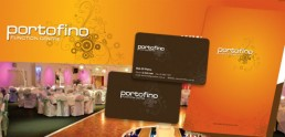 Portofino Function Centre Branding